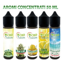 Concentrated Sativa Extract 50ml
