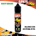 Ganja WoW CBD 1500 Concentrated 20ml