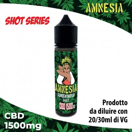 Amnesia CBD 1500 Concentrated