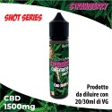 Strawberry CBD 1500 Concentrated