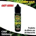 Lemon Haze CBD 1500 Concentrated