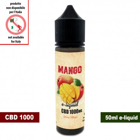 Mango Elite CBD 1000