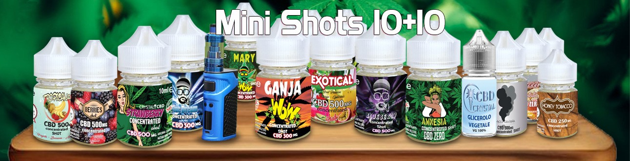 Mini Shots 10+10